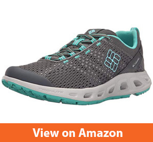 Columbia Women's Drainmaker III Trail Shoe – Water resistant hiking shoes