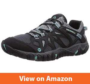 Merrell Women's All Out-Blaze Aero Sport Hiking Water Shoe – Best-closed toe water shoes