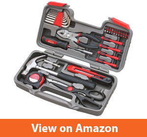 Apollo Precision Tools DT9706 – Complete tool kit for a home