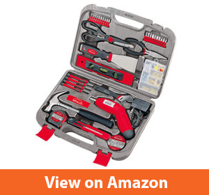 Apollo Tools DT0773 135 Piece Complete Household Tool Kit – Most useful hand tools