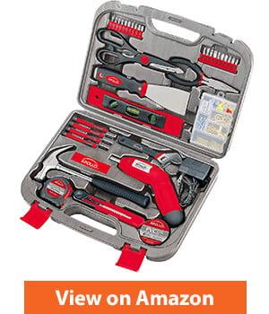 Apollo Tools DT0773 135 Piece Complete Household Tool Kit