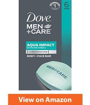 Dove Men+Care Body and Face Bar- Aromatic Revitalizing Bar