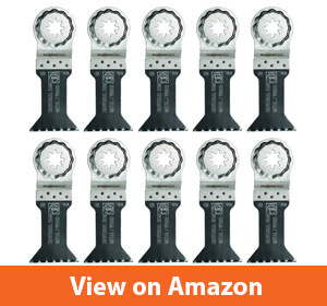 "Fein 63502152290 Universal Oscillating Blade (10 Pack), 4 x 2-3/8"""