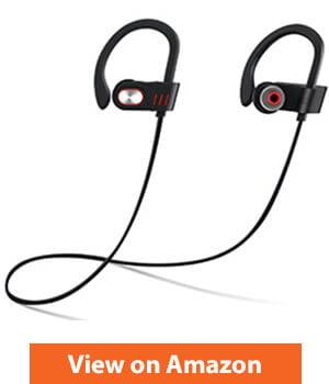 Foldable Bluetooth Headset