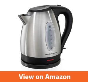 Hamilton Beach Electric Kettle – Portable electric kettle