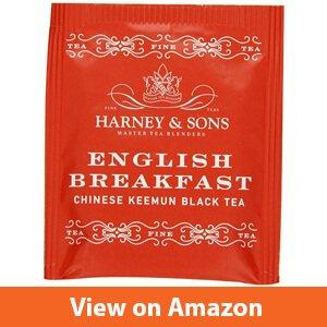 Harney & Sons English Breakfast Tea- Perfect Gentlemen Tea