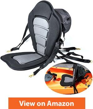 Kayak Backrest Boating Seat- Exotic comfort Padded