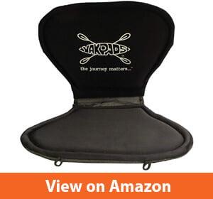 Paddle Saddle WHigh Backrest
