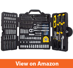STANLEY STMT73795 Mixed Tool Set – Exceptional homeowners tool kit