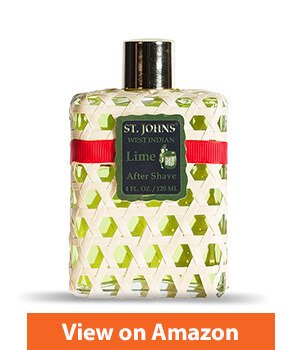 St Johns West Indian Lime Aftershave Lotion
