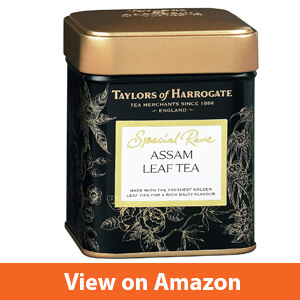 Taylors of Harrogate Assam Loose Leaf- Rare Herbal Tea