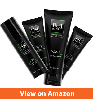 Tiege Hanley Men's ACNE System - Level 1