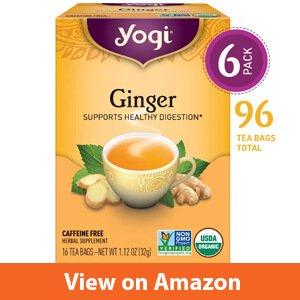 Yogi Tea - Ginger - Supports Healthy Digestion