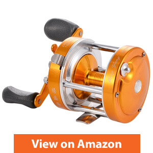 best reels for trolling