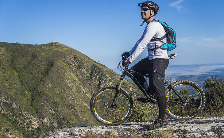 What Type of Helmet for Mountain Biking