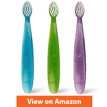 Radius Totz Toothbrush for 18 Months Reviews
