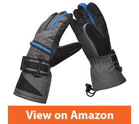 Solaris Ski Gloves