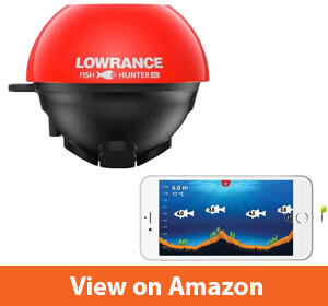 Lowrance Fishhunter 3D 000-14240-001, Fishhunter 3D Castable WiFi Fishfinder