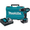 Makita XPH102 18V LXT Lithium-Ion Cordless 1/2″ Hammer Driver-Drill Kit