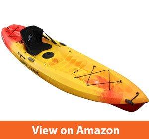 Ocean Kayak Scrambler 11 Sit-On-Top Recreational Kayak