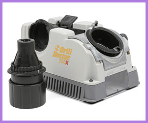 Drill doctor dd750x drill bit sharpener review