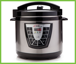 Power Pressure Cooker Xl 8 Quart Reviews