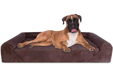 KOPEKS Thick Grade Orthopedic dog bed