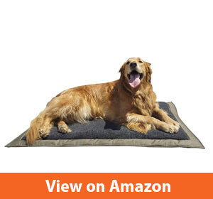 Kennel Lightspeed Outdoors Self Inflating dog bed