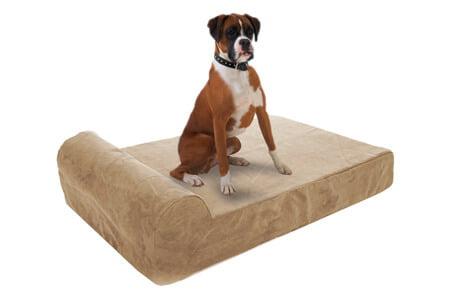 Lucky Dog Orthopedic 7 Memory Foam