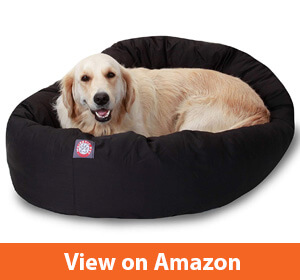 Majestic Bagel Pet Dog Bed