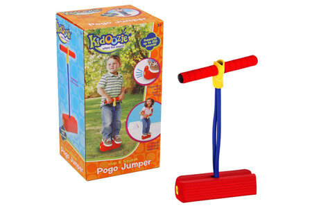 Kidoozie Foam Pogo Jumper – Best Toddler's Pogo Stick