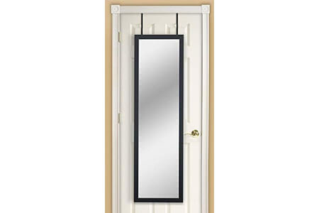 Mirrotek DM1448BLK Door Mirror