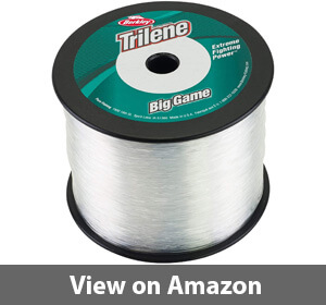 best monofilament fishing line for trout