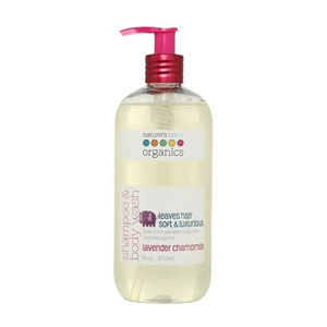 Nature's Baby Organics Shampoo & Body Wash, Neutral Gentle, and safety-tested formula
